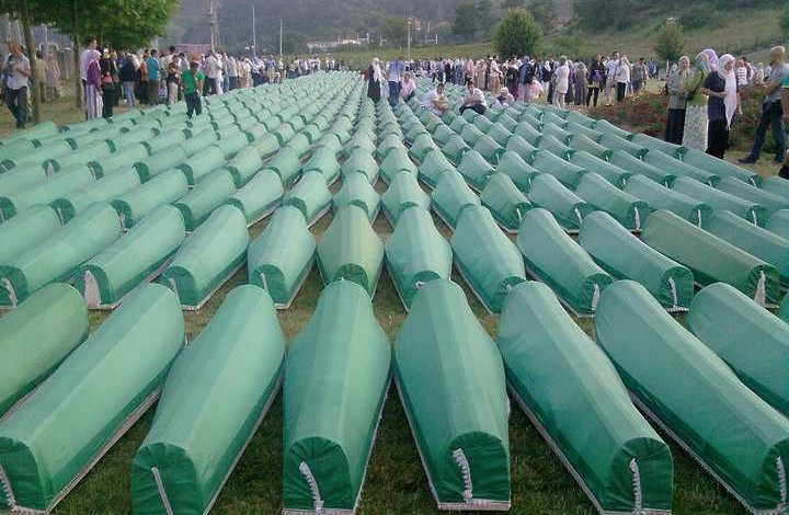 The Remaining 127 Victims Of 'Srebrenica' Massacre Buried