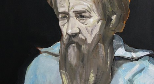 Alexander Solzhenitsyn on Russian-Jewish Relations and Ukraine Sol4