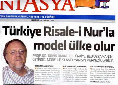 As a 9/11 truth scholar, I was front page news in Turkey