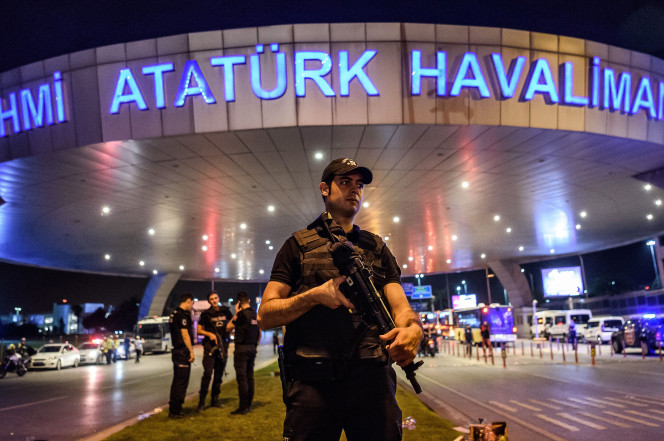 NEO – Did a NATO General secretly bomb Istanbul?