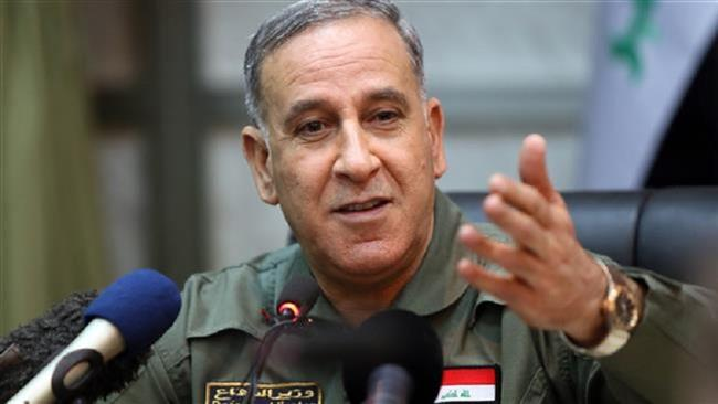 Iraqi defense minister subpoenaed over accusing lawmakers of graft