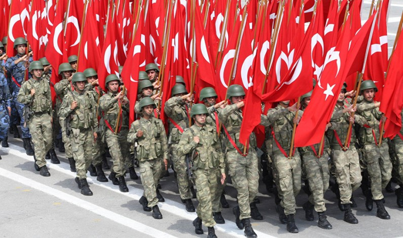Turkish army won't recover for 10 years, retired Turkish general says