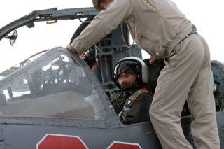 Russian pilots make $700 a month versus the US's $8K