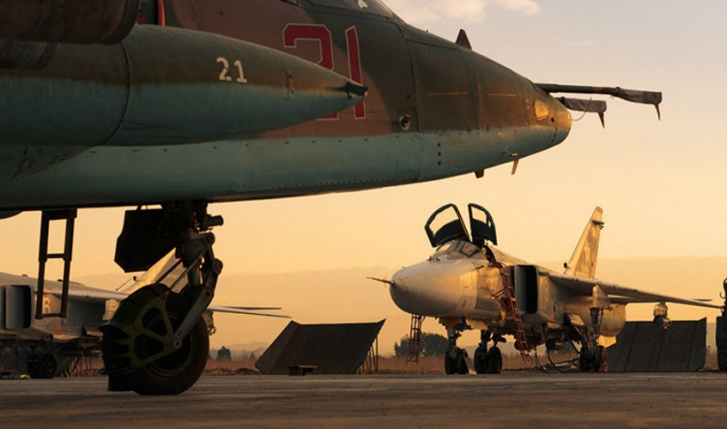 This is How Russia Plans to Improve and Expand Hmeymim Airbase in Syria