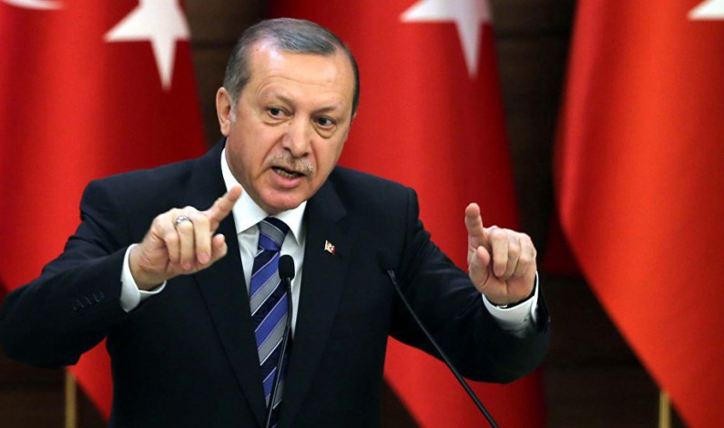 Erdogan Wants to 'Smash NATO Secret Army' Allegedly Involved in Attempted Coup