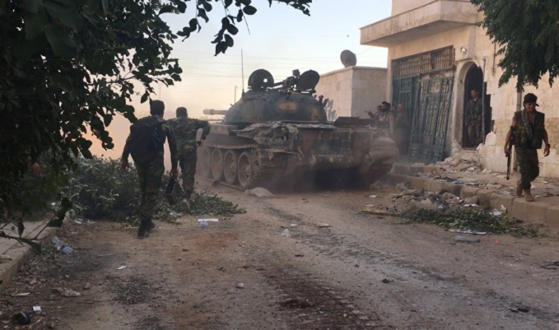 Allies No More? Kurds Fight to Conquer Syrian Government-Run Enclave