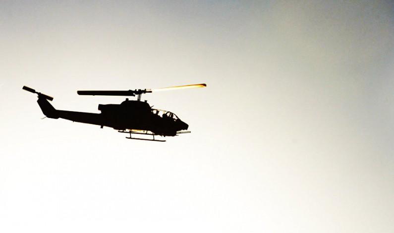 Marines Test Super-Cobra in Libya