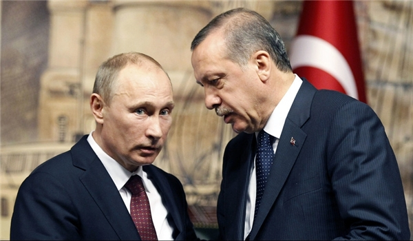 Western, Arab Media Confirm FNA's Last Month Report on Russian Alert to Erdogan about Turkish Coup