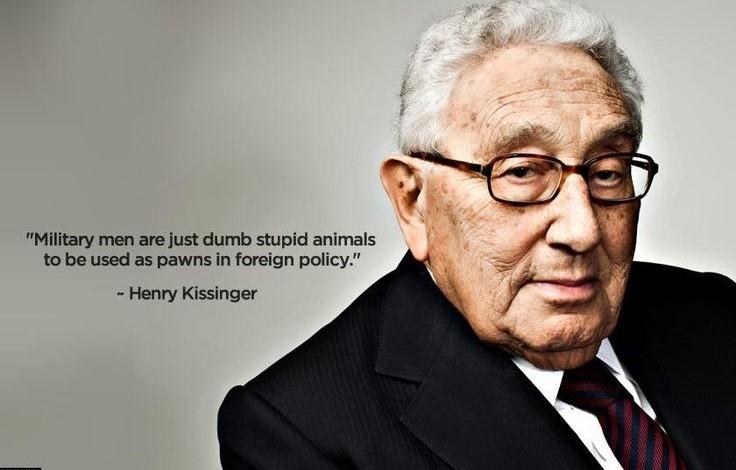 Kissinger backed Argentina's 1976-83 mass killings