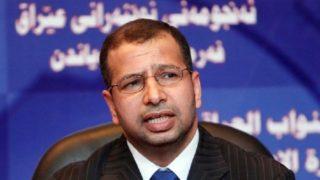 House Speaker Salim al-Juburi