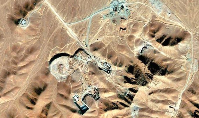Iran deploys S-300 missiles at Fordow nuclear facility