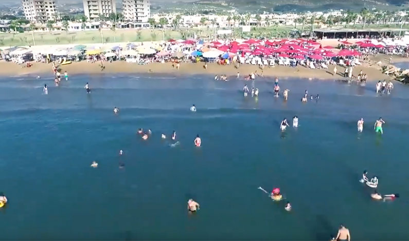 Syrian tourist board promotes coastal resort in wartime (VIDEO)