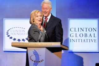 The Clinton Foundation is quite different from the Carter one