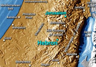 HebronMap