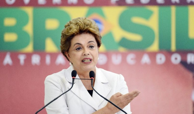 Dilma Defeated in Right Wing Coup