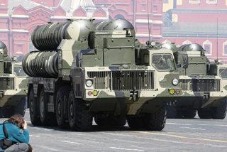 Russian S-300s
