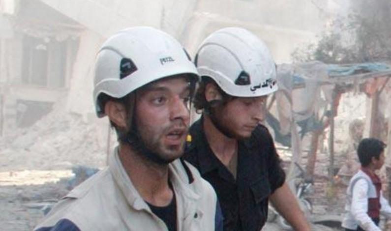 "White Helmets, terrorists ""white hat"" to cover ""black deeds"""