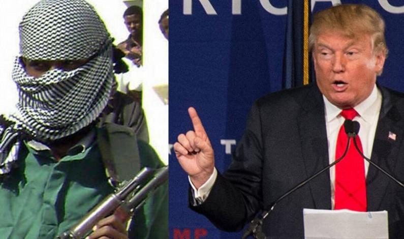 Is Trump a Political Terrorist?