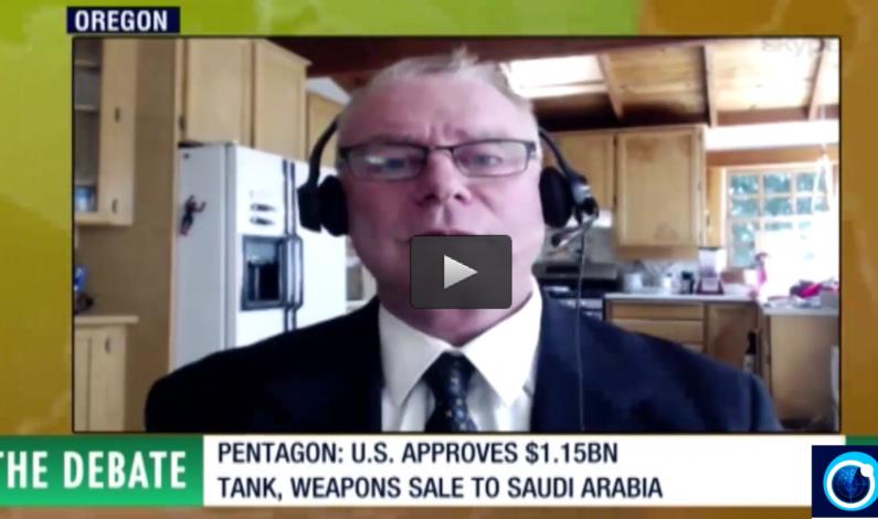 PRESS TV: Debate, US-Saudi Arabia arms deal