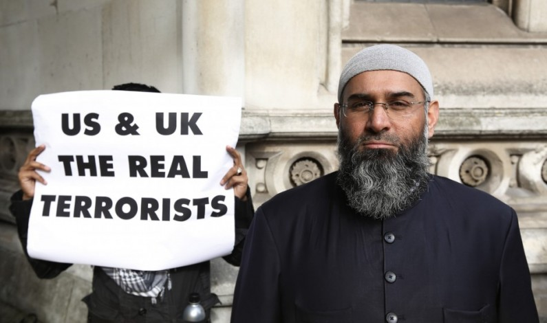 The 16 times mainstream media gave a voice to Anjem Choudary to spout hate