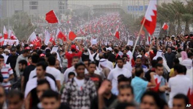 The Bahraini dilemma: cross the stream where it is shallowest