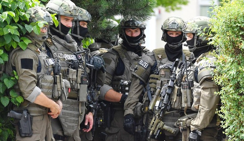 New mission for Germany's Bundeswehr in a time of terrorism?
