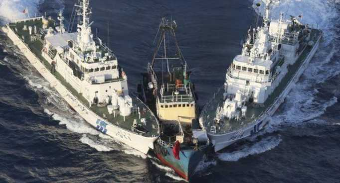 South China Sea island wars go head to head