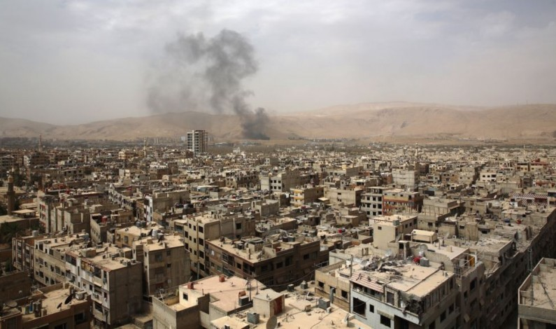 Damascus in peril: rebels eye the Syrian capital and CIA pays each terrorist $1000