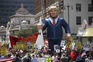 Will Trump's hot air carry him across the finish line?