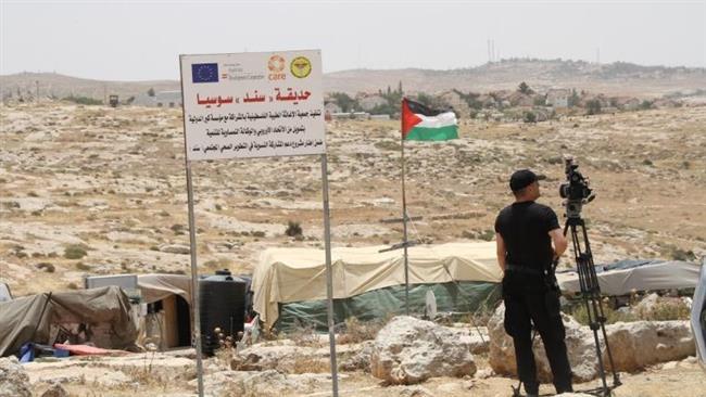 Obama warns Israel over destroying Palestinian village