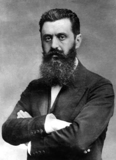 Teodor Herzl - His auto biography shows him to have been a lunatic