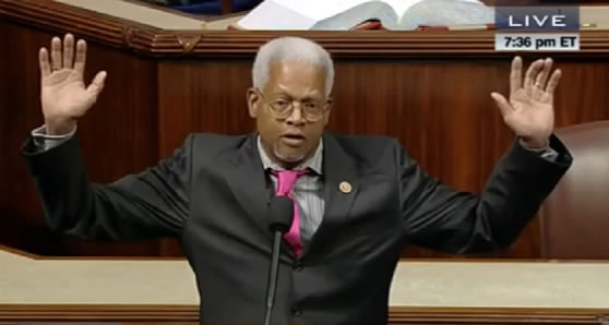 Out for Blood? Zionists Continue Their Attacks on Rep. Hank Johnson