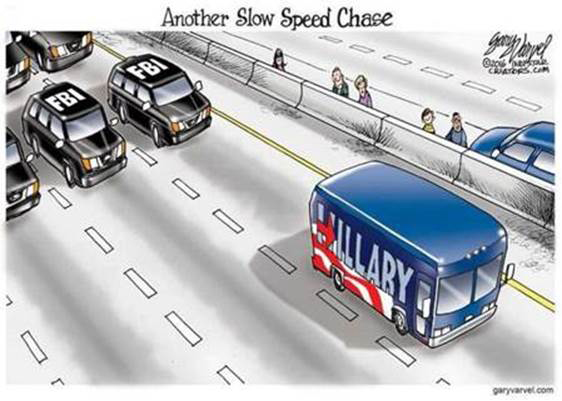 slow speed chase
