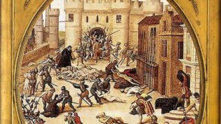St. Bartholomew's Day Massacre