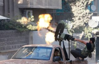 The Aleppo battle rages on during the ceasefire