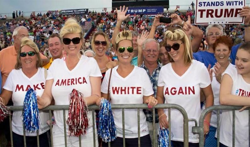 TRUMP 2016:  Enjoy Last Great Election on Race in U.S. History