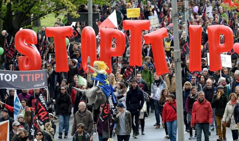 Germany says TTIP talks with US failed