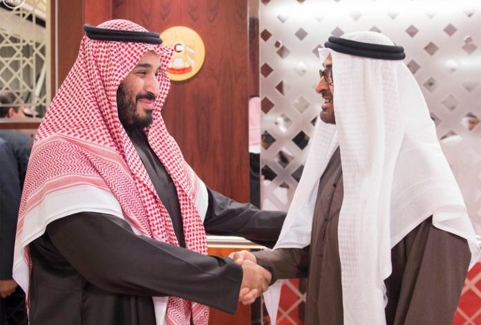 Bin Zayed, Bin Salman Intimacy and their Ambitions to Reign over UAE and Saudi Arabia
