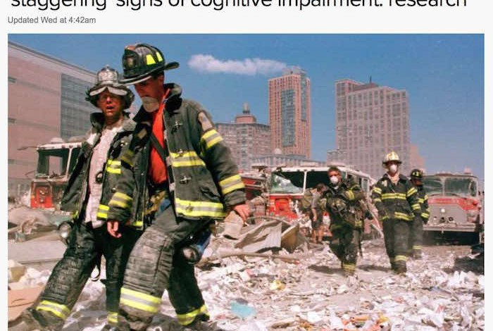 """15 years after 9/11, Americans show """"staggering"""" signs of cognitive impairment"""