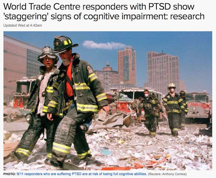 """ABC.net reports on """"impaired"""" first responders"""