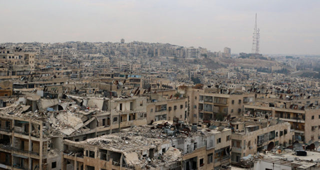 What is going to be left of Syria if the fighting can't be stopped?