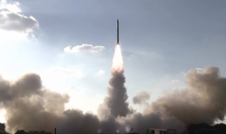 US-Israel Launch New Spy Satellite to Aid ISIS