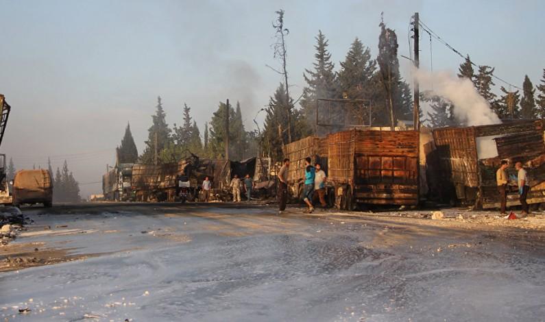 Syria Demands Investigation of Aleppo Convoy