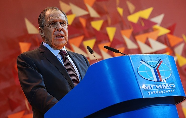 Lavrov says no reason for start of new Cold War