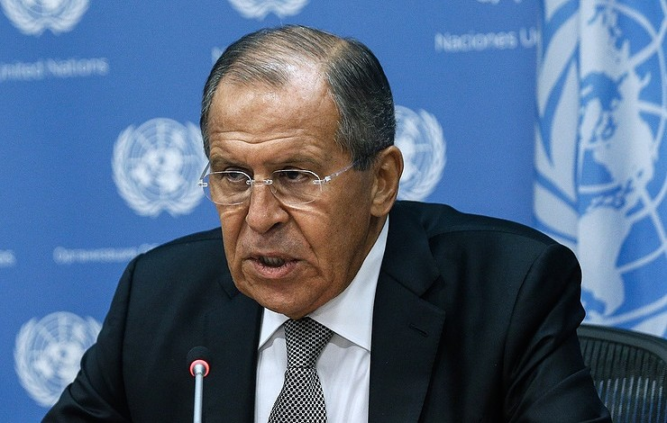 Lavrov: US says brought apologies to Syrians for airstrike in Deir ez-Zor