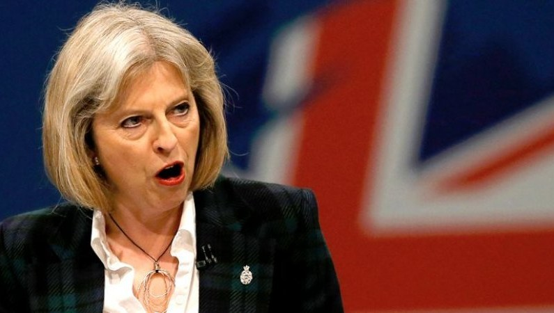 NEO – Theresa May: Same Type of Witch, New Type of Wicked