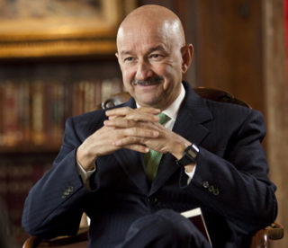 Carlos Salinas - thrown out of office for corruption - Romney's buddy