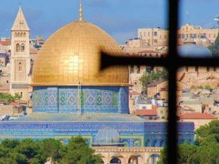 Jerusalem the divided city