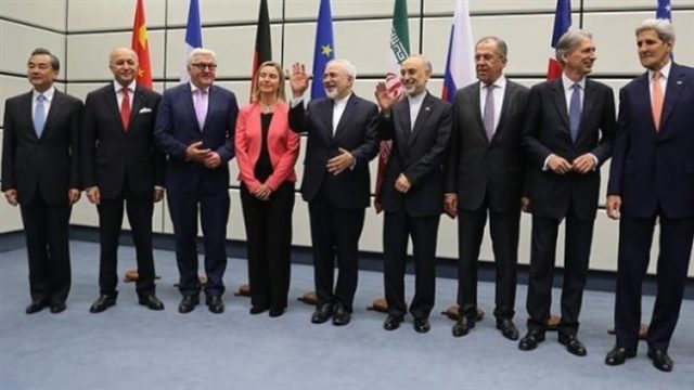 The signing of the Iran nuclear agreement seems like long ago already