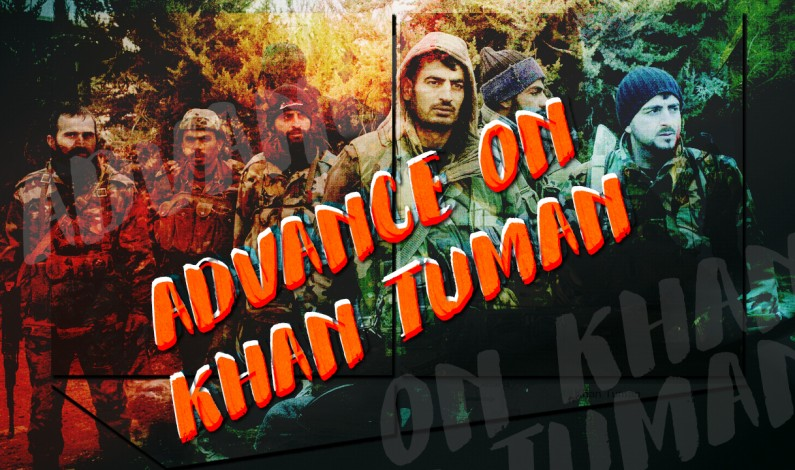 Syrian War Report – September 7, 2016: Government Forces Advancing on Khan Tuman
